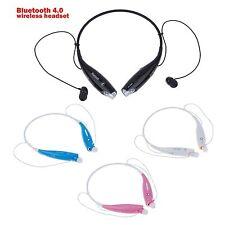 Senza fili Bluetooth Sport Stereo Auricolare Auricolari per iPhone 6 6 + SAMSUNG