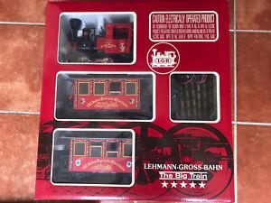 LGB 20150 150 Year Deutsche Eisenbahnen G Gauge Steam Train Set