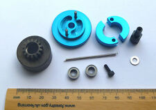 Embrayage & Flywheel kit pour 1/10 RC Nitro Buggy/Voiture 14T Alliage Chaussures