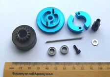 Kupplung & Schwungrad Kit für 1/10 RC Nitro Buggy / Auto 14T Legierung Schuhe /