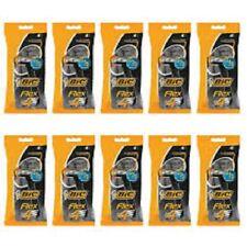 40 lamette BIC FLEX 4 rasoio usa e getta quattro lame lamette barba NUOVE