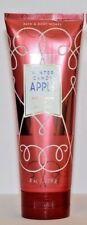 1 Bath & Body Works Winter Candy Apple Body Cream w/ Shea Butter 8 oz each