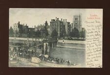 Lambeth Posted Printed Collectable London Postcards