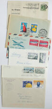 Luxembourg Cover 6 Lot