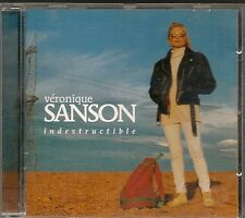 CD ALBUM 10 TITRES--VERIONIQUE SANSON--INDESTRUTIBLE--1998