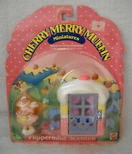 #636 NOC Cherry Merry Muffin Miniature Penny Peppermint & Her Layer Cake Cottage