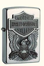 Zippo Harley-Davidson Eagle Emblem