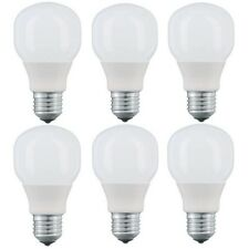 Box 6 x Philips 6500K COOL DAYLIGHT CFL Energy Saver Light Bulb CDL 865 SAD Lamp