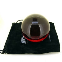 Translucent Dark Red Acrylic Transparent contact Juggling ball 60mm 170g + Pouch