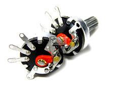 5pcs RV17 10K 103 B103 Rotary Switch Radio Potentiometer new