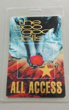 Goo Goo Dolls Laminated Backstage Pass Aa Foil