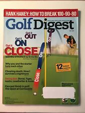 New listing Vintage Golf Digest Magazine, July 1999, 192 Pages