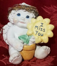 "Vintage Dreamsicles Love Notes ""I Miss You"" Signed Pristine Condition"
