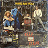 The Who – Who Are You : 1978 Vinyl LP MCA-3050 Gloverville Pressing VG++