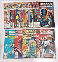 1990 Robocop Marvel Comic Book Collection- Your Choice of 23 Issues + Sets