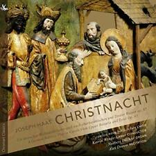 Cantica Nova Holzkirchen - Haas: Christnacht - A German Nativity Play In Carols