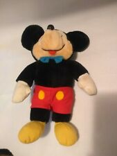 New listing Vintage Mickey Mouse, Nickerbocker Stuffed Toy