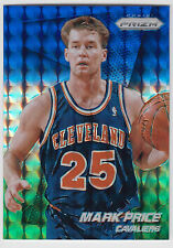 MARK PRICE 2014-15 Panini Prizm Blue and Green Mosaic Card #214 Cavaliers