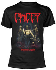 Cancer 'Shadow Gripped' (Black) T-Shirt - NEW & OFFICIAL!