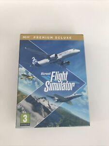 Microsoft Flight Simulator 2020 PC - Premium Deluxe