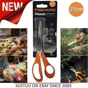 Fiskars Classic 21cm General Purpose / Dressmaking Stainless Steel Scissor│Right