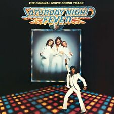 Saturday Night Fever 40th Ann Super Deluxe New CD/Bluray/LP Box Disco Bee Gees