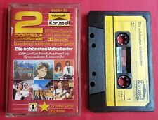 Die Schonsten Volkslieder - Import - West Germany - Music Cassette Tape