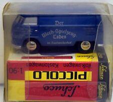 "Schuco Piccolo 1:90 01321 VW T1 Transporter "" Der Blech Spielzeugladen """