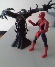 Figuras Spider-Man Versus Venom Marvel 2006 Hasbro (Leer descripción)
