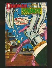Strange Adventures # 210 - Deadman Neal Adams cover & art VG+ Cond.