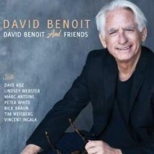 David Benoit - David Benoit And Friends (NEW CD)