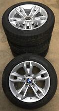 4 BMW Winterräder Styling 319 X1 E84 225/50 R17 98H M+S 6789142 ALUFELGEN RDK