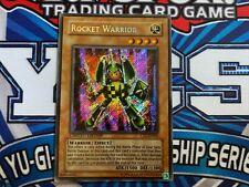 Yugioh, CT2-EN005, Rocket Warrior, Secret Rare, Limited Edition, Played