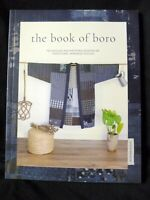 The Book of Boro Techniques & Patterns Inspired by Traditional Japanese Textiles