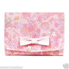 Sanrio My Melody Card Storage Wallet Case Bag 85012