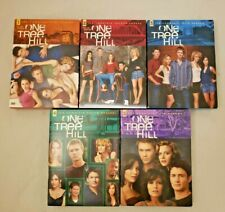 One Tree Hill DVD Box Sets with Sleeves SEASONS 1-5 - Tested, Working, Complete!