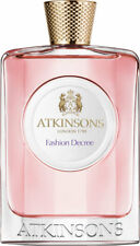Atkinsons Fashion Decree Eau de Toilette 3.3 oz / 100ml New In Box