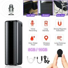 MP3 Spy Magnetic Recording Device Voice Activated Mini Audio Recorder Q70 US