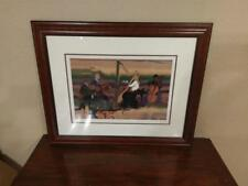 Steve Bloom String Selection Artist's Proof Seriolithograph Signed 102/250