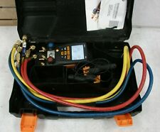 Testo 550 Refrigeration Digital Manifold Kit 0563-1550