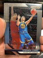 2018-19 Panini Prizm Stephen Curry #222 Golden State Warriors - QTY