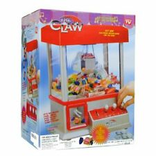 THE CLAW Toy Grabber Machine Electronic Arcade Game Brand New In Box