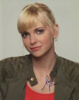 ANNA FARIS Authentic Hand-Signed ~SEXY HOUSE BUNNY~ 11x14 Photo