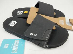 Reef Mens Fanning Slide Shadow 9