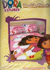 DORA THE EXPLORER DOUBLE QUILT DOONA COVER SET NEW