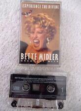 15886 Bettie Midler Greatest Hits Cassette Album 1993