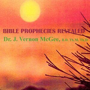 Dr. J. VERNON MCGEE- Bible Prophecies Revealed (3 CDs)