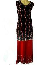 Indische Kleidung Panjabi Salwar Kameez Bollywood Sari Saree Abendkleid Anarkali