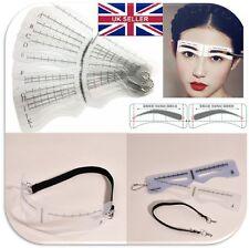 12PCS Eye Brow Shaper Makeup Template Eyebrow  Shaping Stencil Kit DIY C054