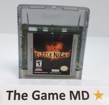 Little Nicky (Nintendo Game Boy Color, 2000) Cartridge Tested Working